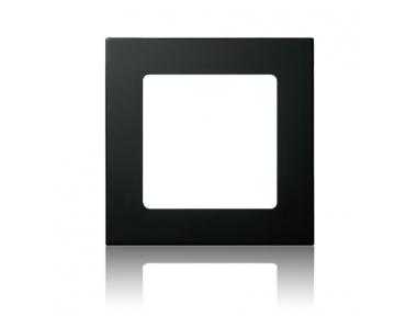 Black Frame pour Smoove Somfy télécommande tactile du mur