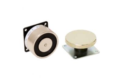 Ventouse Electromagnétique 140 Kg avec Contre-plaque Fixe 01830I Opera
