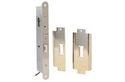 Electroserrure Pour Portes Vient a Pene Double Biseau 23822 Serie Swing Opera