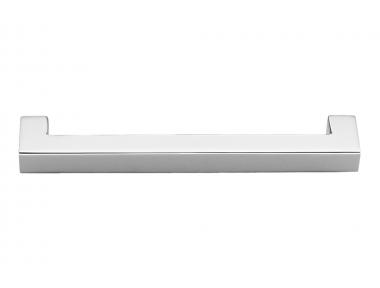 Poignée de meubles en chrome F101 de Bartoli Design Fabriquée en Italie par Formae