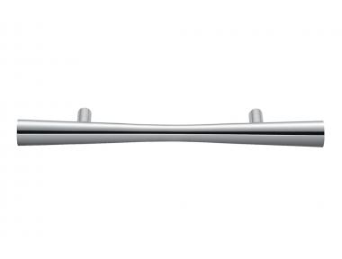 F104 Poignée de meubles en chrome de Bartoli pour Design d'intérieur de Formae