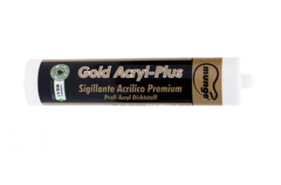 ACRYL-GOLD PLUS 310 ml Hermétique acrylique haut de gamme mappée LEED® Mungo