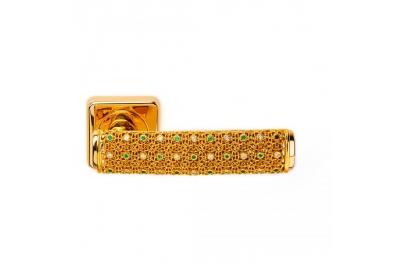 Or Dream 2 PFS bijoux porte poignée Pasini avec Rosetta et la buse
