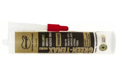 Vert Tenax 40 MS adhésif polymère transparent super Vericiabile Mungo