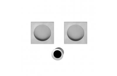 Gubbio Ensemble pour portes coulissantes avec des verrous Aveugle i-Design Pasini