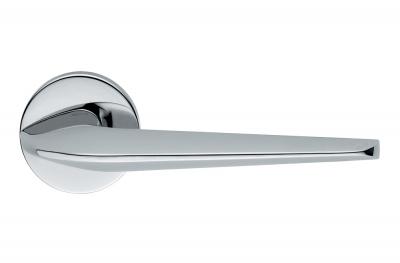 Poignée de porte H1052 Supersonic designer Mikhail Leykin pour Valli & Valli