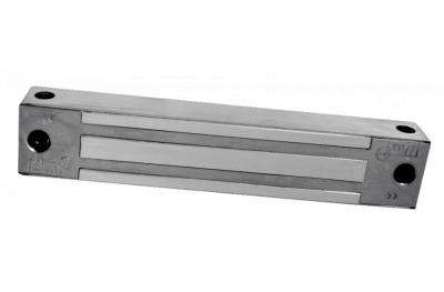 I180SR 180kg Ventouse Applique Inox 12/24V DC + Signal CDVI