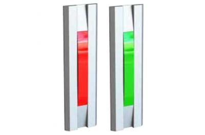 Feu de Signalisation Rouge Vert Pour Portes 55030 Serie Profilo Opera
