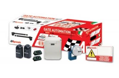 Kit d'automatisation pour portail battant Aprimatic AP 350