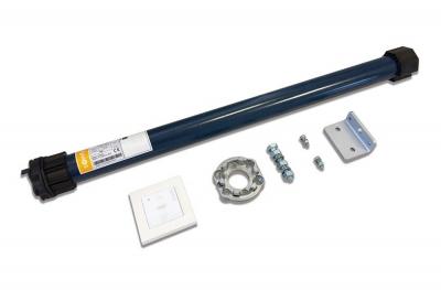 Kit Volet Electrique Installation Moteur 20 Nm Radio RTS MRR 2000 Somfy