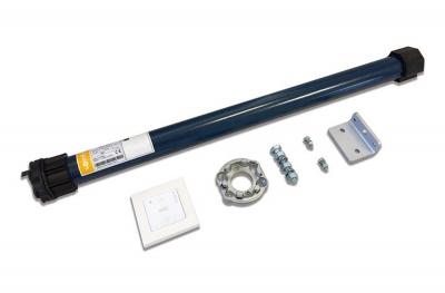 Somfy Motor Kit Volet Fenêtre Petite Filaire Tubulaire Radio RTS MRR 1000 10 Nm