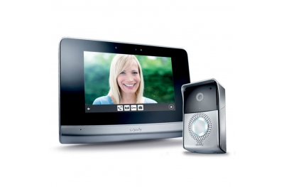 Kit Interphone Vidéo Tactile Connecté Somfy V500