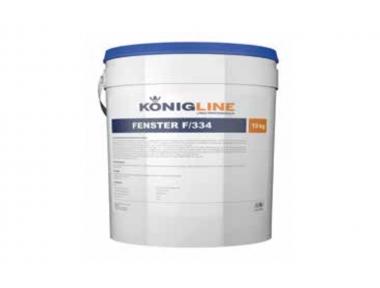Konigline Fenster F / 334 Colle vinyle pour portes extérieures en bois
