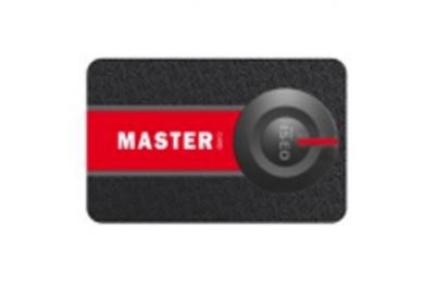 Master Card Set Cylindre Balance Argo App Iseo