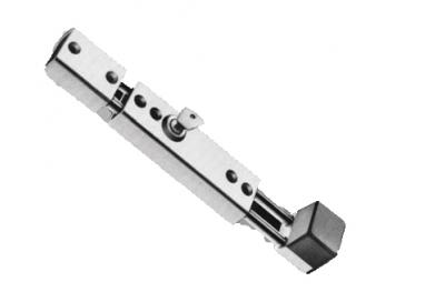 Borne Loquet cylindre croisé sécurité sur 54mm de course luminaires à tubes pour Savio