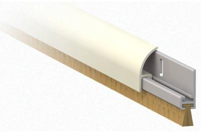 DIY Calfeutrement fixé pour portes 1255 Comaglio série Comax tailles et couleurs