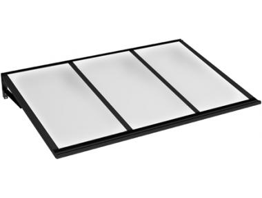 Shelter Lira Black Opal Aluminium AMA Sun Protection