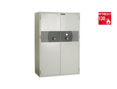 Armoire blindée ignifuge PK 400 MEDIA Bordogna pour support informatique