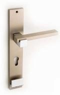 Plus Line Brass Poignée sur la Plaque pour Porte Fashion Line PFS Pasini