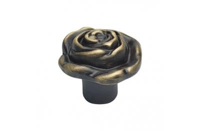 Bouton classique pour Mobile Line Cali Rose PB avec Finish Matte Bronze