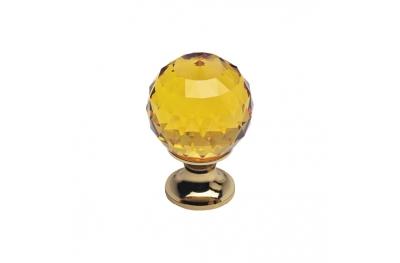 Pommeau Mobile Line Cali Cosmic Cristal OZ avec Swarowski® Topaz