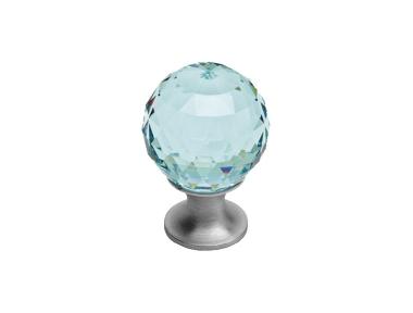 Pommeau Mobile Line Cali Cosmic Cristal CS avec Swarowski® Antique Vert