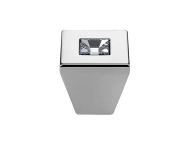 Mobile Linea Cali Reflex PB bouton avec Chrome poli de cristaux