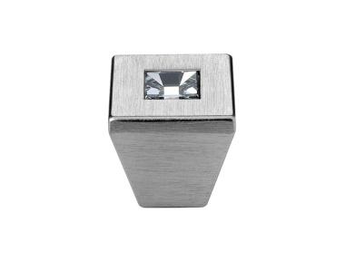 Mobile Linea Cali Reflex PB bouton avec cristaux Swarowski® Satin Chrome