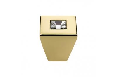 Mobile Linea Cali Reflex PB bouton avec cristaux Swarowski® Oro Zecchino