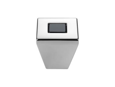 Pommeau Mobile Line Cali Reflex PB avec Chrome Black Crystal Swarowski® poli