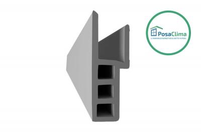 Rallonge pour contre-châssis thermique Klima Pro PosaClima 3mt