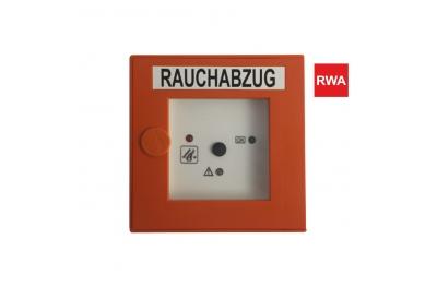 Bouton d'alarme RT2 RWA Commandes d'urgence pour les unités de contrôle RWA pour les systèmes d'évacuation de fumée et de chaleur Topp