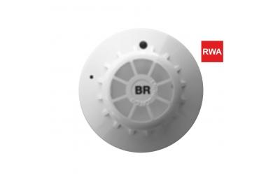 Détecteur de température thermovélocimétrique TM2 RWA pour unités de contrôle RWA pour systèmes d'évacuation de fumée et de chaleur Topp