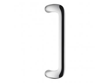 Poignée Roboquattro pour Design Curved Porte élégante Fabriqué en Italie par Colombo Design