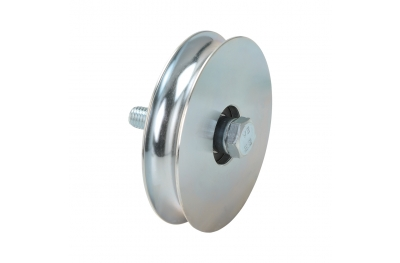 1 Roulement de roue portail coulissant Gorge ronde Combiarialdo