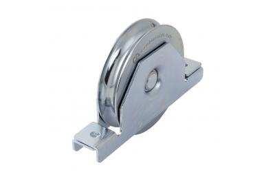 1 Roulement de roue Gorge Tonda support interne portail coulissant Combiarialdo