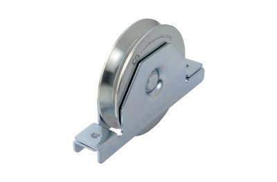 1 Roulement de roue Gorge V soutien interne porte coulissante Combiarialdo