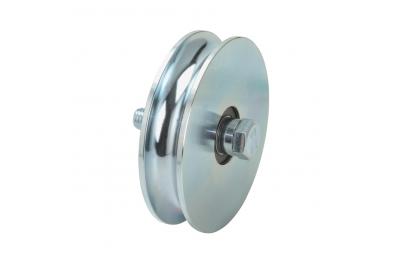2 roulements de roue Gorge Porte ronde coulissantes Combiarialdo