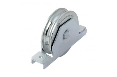 2 roulements de roue Gorge Tonda support interne portail coulissant Combiarialdo