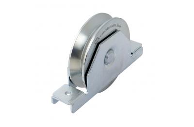 2 roulements de roue Gorge V soutien interne porte coulissante Combiarialdo