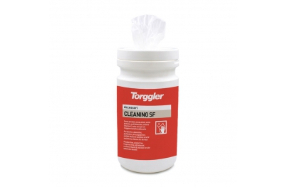 Lingettes Nettoyantes Silicone Cleaning SF Torggler