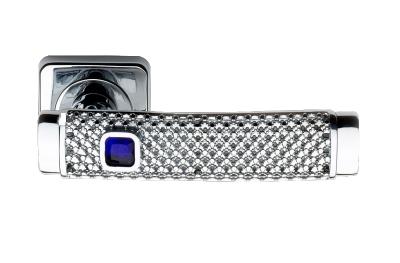 Silver Dream Jewellery PFS Pasini Poignée avec Rosette pour Porte