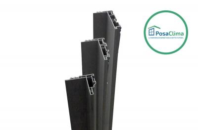 Klima Pro PosaClima Contre-châssis Équerrage et fixation des fenêtres