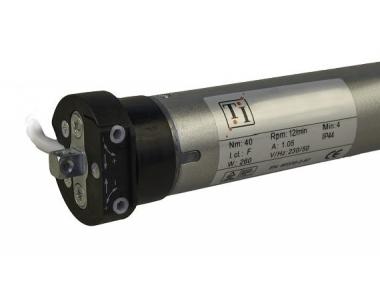 Smart 25 25Nm 50kg Moteur Tubulaire pour Volet Tech International