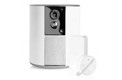 Caméra et alarme tout-en-un Somfy One+ Premium