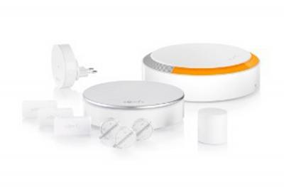 Système d'Alarme Somfy Protect Home Alarm Plus Périmètre de Sécurité Domestique