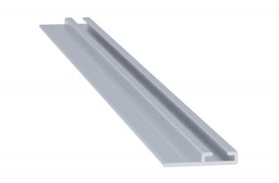 Profilé aluminium Brushofix Alu pour brosse à dents Air Stop PosaClima Renova