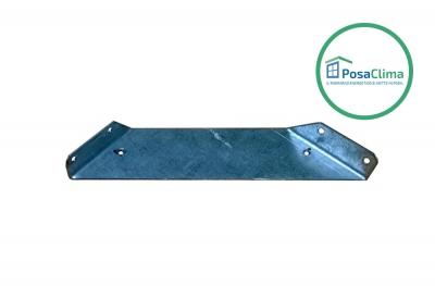 Support de renfort en acier pour contre-châssis Klima Pro PosaClima