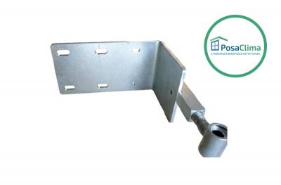 Support de charnière de porte pour la fixation des volets PosaClima