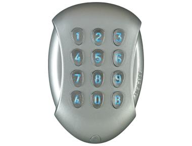 Galeo Autonome Vandale Bluetooth Clavier DIGICODE 3 En Alliage D'aluminium Relais Contrôle D'accès CDVI